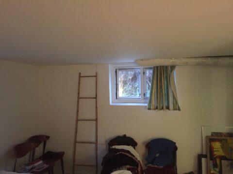 : Isolering af etageadskillelse i Vanløse