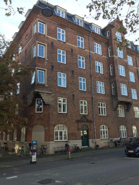 : Nye vinduer på Strandboulevarden