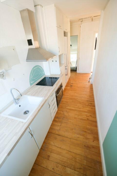 : Opfriskning af lejlighed på Amager
