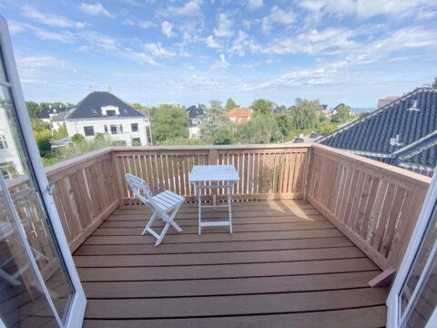 : Ny terrasse i Hellerup
